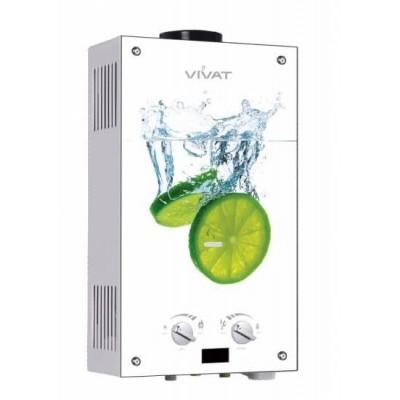 Газовая колонка VIVAT GLS 20-10 F NG (Лайм)